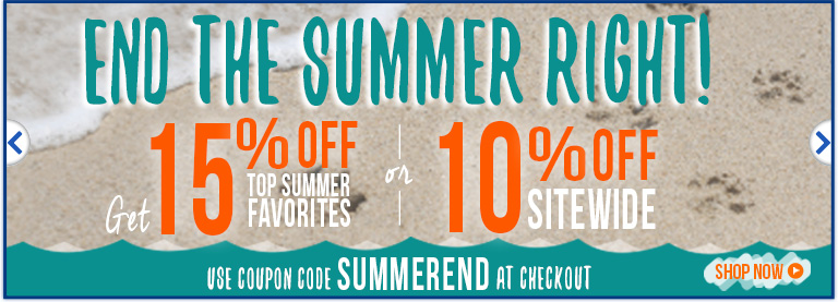 Beat the Heat Sale!