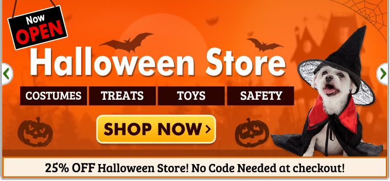 Shop for pet halloween supplies