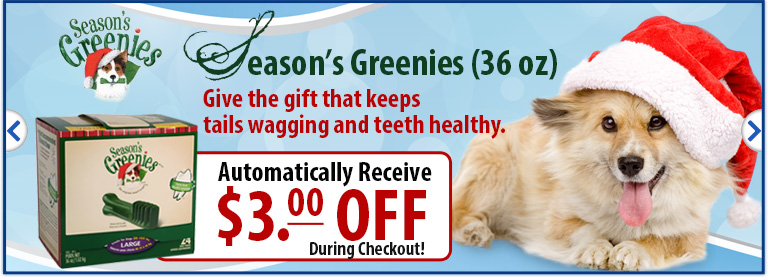 Season's Greenies