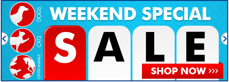 Weekend Sale Specials