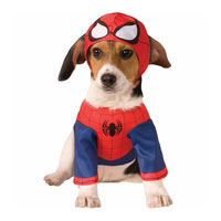Spiderman Dog Costume