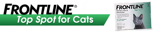 Frontline Top Spot for Cat