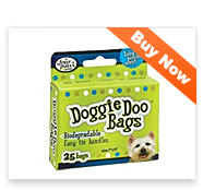 Four Paws Biodegradable Doggie Doo Bags