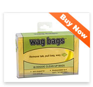 Wag Bags Doggie Clean-up Bags