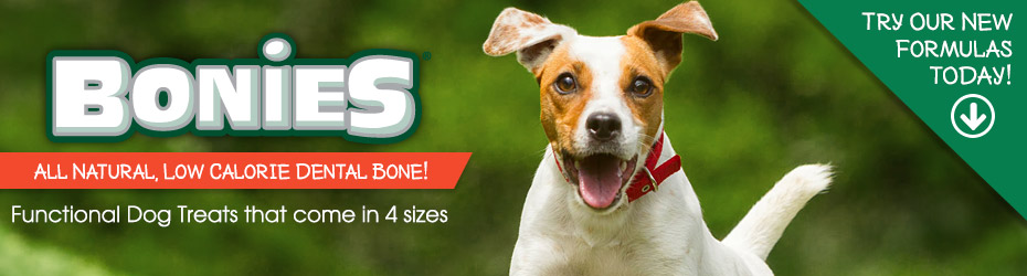 BONIES Dog Bone Treats