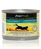 ZiwiPeak Daily-Cat Venison & Fish Cuisine