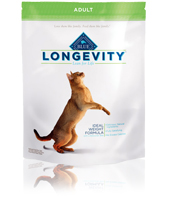 Blue Buffalo Longevity Dry Food - Adult Cats