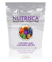 Dogswell NUTRISCA Chicken & Chickpea Dry Dog Food