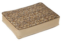 Molly B. Pet Bed - Dottie Neutral