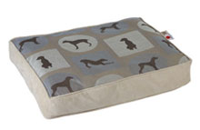 Posey Moonlight Rectangular Pet Bed