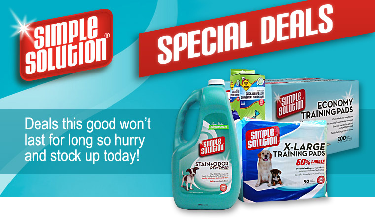 Simple Solutions Special Deals