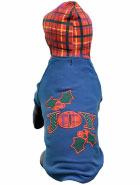 Keep your dog warm with East Side Collecation dog clothing