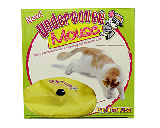 Panic Mouse Undercover Mouse