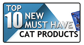 Top 10 New Must Have Cat Products