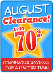 August Clearance